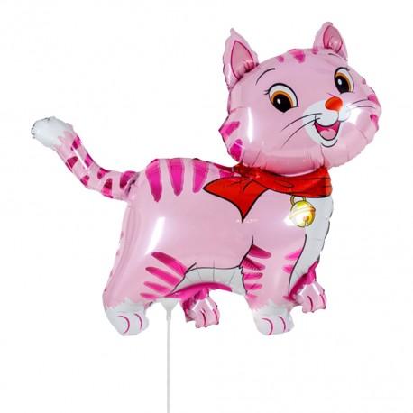 И 14 Милый котенок (Розовый) / Sweet Cat / 1 шт / (Испания)