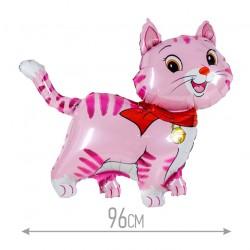 И 37 Мой милый котенок (Розовый) / Lovely Cat / 1 шт / (Испания)