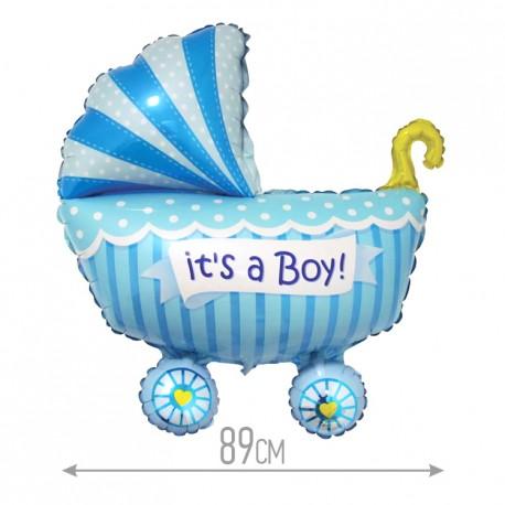 И 36 Коляска Это мальчик / Baby buggy boy / 1 шт / (Испания)