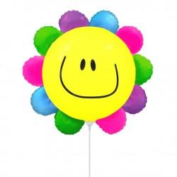 И 14 Цветик - многоцветик (солнечная улыбка) / Rainbow flower / 1 шт / (Испания)