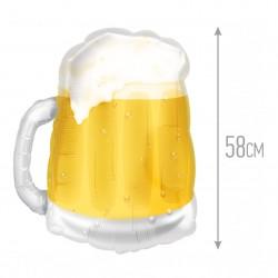 А 23 Фигура Пивная кружка / Beer Mug P35 / 1 шт / (США)