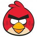 Маска Angry Birds бумжная 8шт
