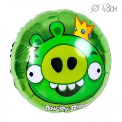 """А 18"""" Angry Birds Король Свиней S60"""