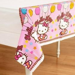 Скатерть полиэтиленовая Hello Kitty 140х260м