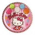 Набор тарелок Неllo Kitty 17см 8шт