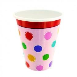 Набор стаканов Сладкий Праздник 8шт