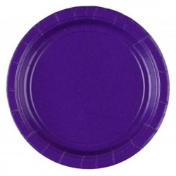 Набор тарелок Purple 17см 8шт
