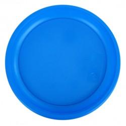 Набор тарелок синий Мистерия 21см 10шт