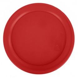 Набор тарелок Мистерия красные 21см 10шт