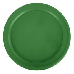 Набор тарелок Мистерия зеленые 21см 10шт