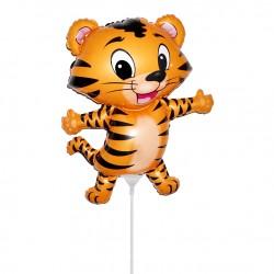 И 14 Тигренок (черный) / Tiger Cub / 1 шт / (Испания)