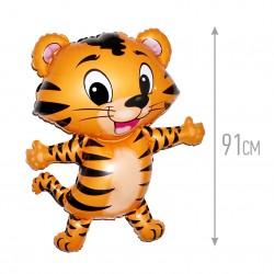 И 36 Тигренок (черный) / Tiger Cub / 1 шт / (Испания)