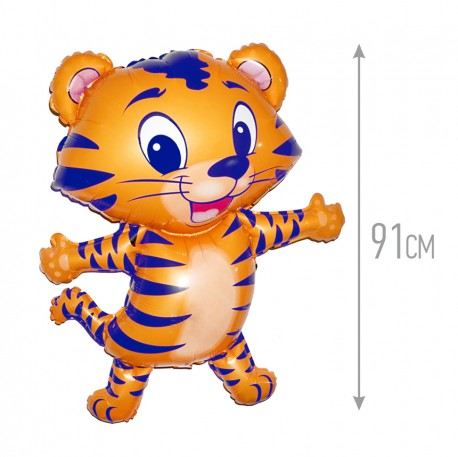 И 36 Тигренок (синий) / Tiger Cub / 1 шт / (Испания)