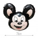И 30 Мощный мышонок (черный) / Mouse / 1 шт / (Испания)