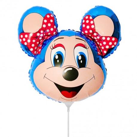 И 14 Лолли-мышонок (синий) / Mouse / 1 шт / (Испания)