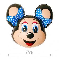 И 30 Лолли-мышонок (черный) / Mouse / 1 шт / (Испания)