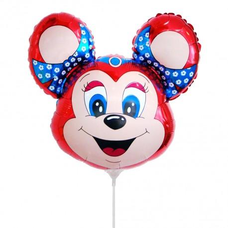 И 14 Бабси-мышонок (фуксия) / Mouse / 1 шт / (Испания)