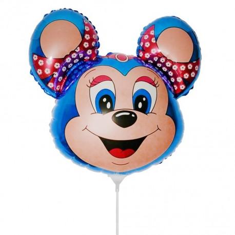 И 14 Бабси-мышонок (синий) / Mouse / 1 шт / (Испания)