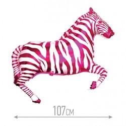 И 42 Зебра (фуксия) / Zebra / 1 шт / (Испания)