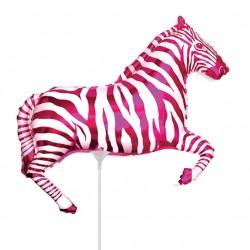И 14 Зебра (фуксия) / Zebra / 1 шт / (Испания)