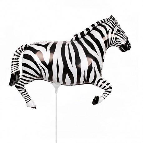И 14 Зебра (черная) / Zebra / 1 шт / (Испания)
