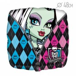 Фольгированный шар Monster High 48см