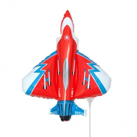 И 14 Супер истребитель (красный) / Superfighter Red / 1 шт / (Испания)
