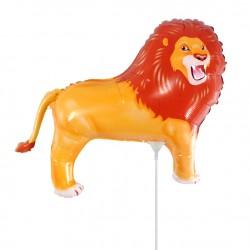 Рычащий лев 35см