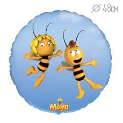 Шар Пчелка Майя в полете 48см