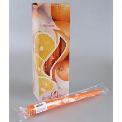 Свеча античная ароматическая Апельсин 2шт