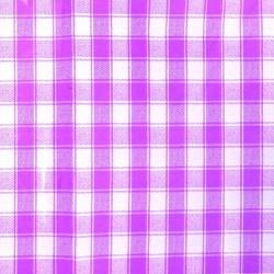 Скатерть фиолетовая, Клетки, 120*180см.