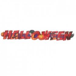 Гирлянда Halloween 80см