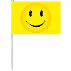 Флаг Смайл 14х20см