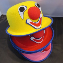 Шляпа карнавальная Клоун