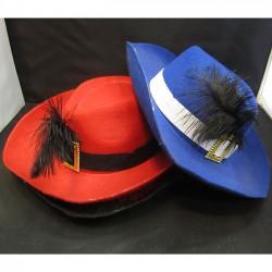 Шляпа карнавальная ассорти