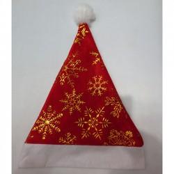 Колпак новогодний Снежинки 141-1119К