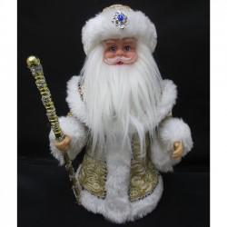 Дед Мороз 30см муз. 141-471М