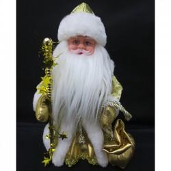 Дед Мороз 30см муз. 141-468М