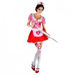 Карнавальный костюм для взрослых Медсестричка р44-48