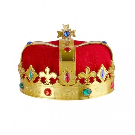 карнавал шляпа шапка короля 16*19*19 326210