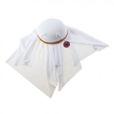 Шляпа шейха блестящей каймой 20х20см