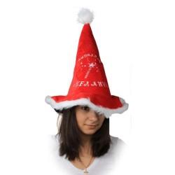 Карнавальная шляпа Исполняю желания 36x45см