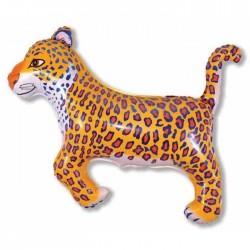 И 36 Леопард (синий) / Leopard / 1 шт / (Испания)