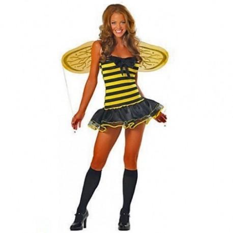 Костюм пчелки кокетки, Размер: One Size