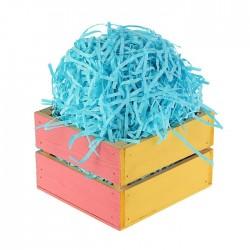 Наполнитель бумажный голубой 100гр