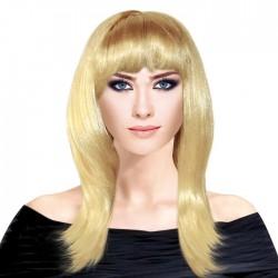 "Парик ""Супер Медиум"" Блондинка / 1 шт./ (Китай)"