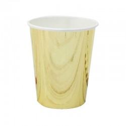 Набор стаканов Золотые 6шт