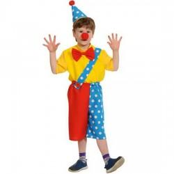 Карнавальный костюм Клоун Чудик р116-122