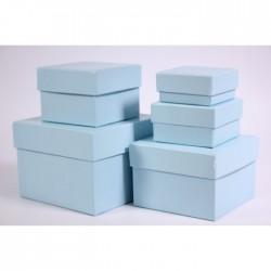 Коробка малый квадрат №1