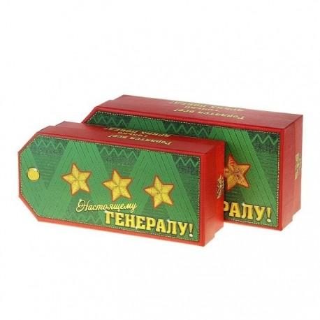 """Коробка """"Погон"""" № 1"""